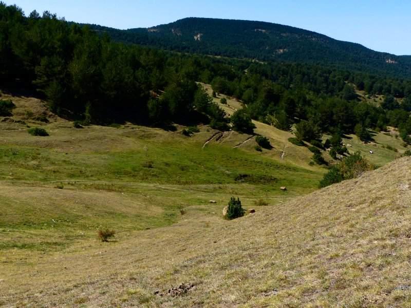 Monte Peñaroya. Gúdar - Alcalá de la Selva. Sierra de Gudar, Teruel