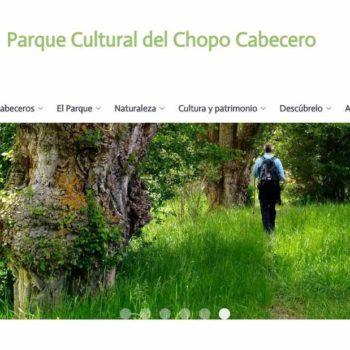 LA WEB DEL PARQUE CULTURAL DEL CHOPO CABECERO DEL ALTO ALFAMBRA