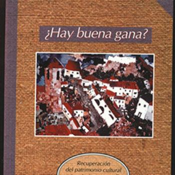 LOS LIBROS COLECTIVOS DE JORCAS CONTRA EL OLVIDO (I): ¿HAY BUENA GANA?
