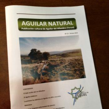 AGUILAR NATURAL 13